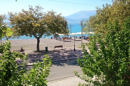 Traditional house near the sea - Nafpaktos - Appartement