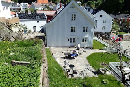 Charming apartment on Southcoast - Tvedestrand - Apartment