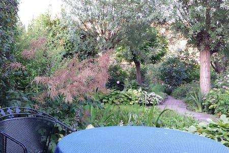 Heerlijke tuinkamer voor 2 personen - Casa