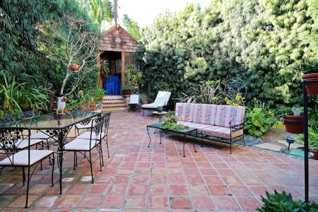 Garden Room in Point Loma - San Diego - Casa