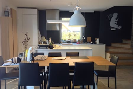 A modern flat for 6-8 people - Wohnung