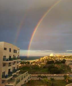 RAINBOW-2-х  комнатная кв. у моря - Lakás