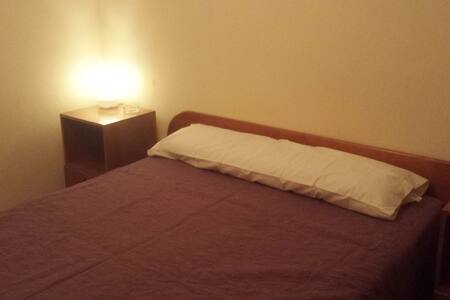 Double bed bedroom with its own bathroom - Madrid - Wohnung