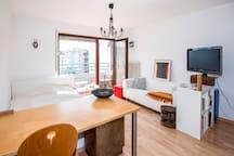 Helles 1Zimmer Apartment m.Balkon