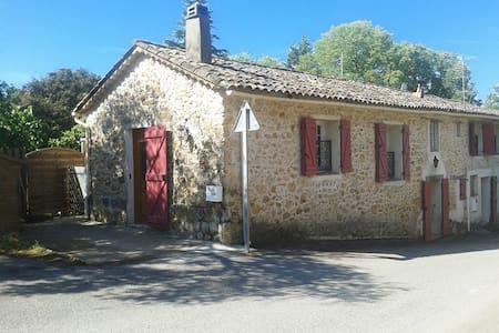 Maison de village provencale - saint antonin du var - Ev