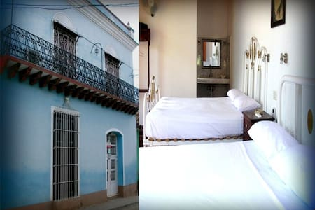 Casa Rogelio Inchauspi-Habt.3-Doble - Bed & Breakfast