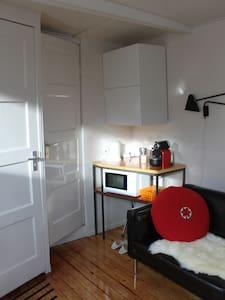 Cosy little studio in a houseboat. - Amsterdam - Boat