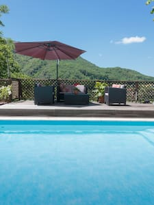 Surya Pyrenees B&B Foix - Yoga/Pool/Views/Gdn Rm 4 - Foix