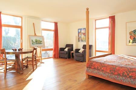 Cozy 4BDR's Apartment Heart  City - Weesp - Villa