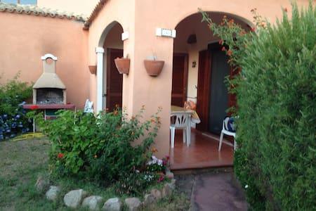 Casa in residence con piscina - Vignola Mare - Hus