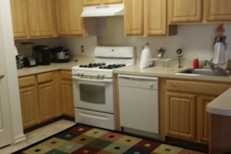 1 br offered from a 2 br apartment - Apartamento