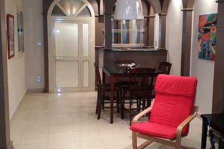 New modern apartment in Maadi