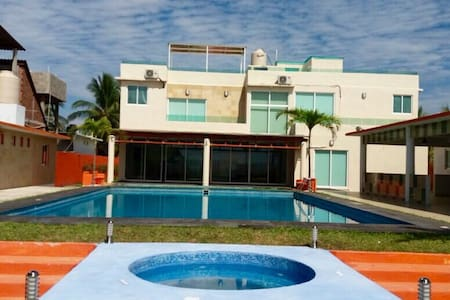 One of a Kind Beachfront House - Acapulco