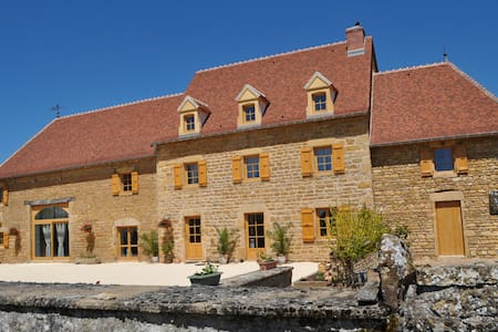 B&B Escale en Charolais Brionnais - Saint-Julien-de-Civry - Bed & Breakfast