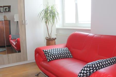 Stellar Red Room Bratislava - Apartamento