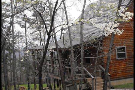 Deer Lodge Cabin Rentals, Dogwood Cabin - Zomerhuis/Cottage