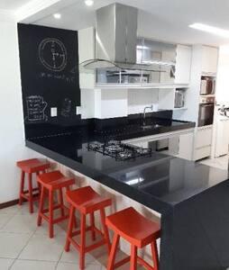 Apartamento Moderno - 3 quartos na praia do morro - Guarapari - Apartment