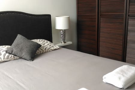Terraflores 2-bedroom cozy aparment in luxury zone - Heredia - Daire