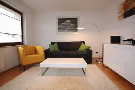 Cozy flat 10 min. from City-Center - Wohnung