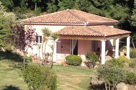 Villa avec vue sur la mer - Olmeto - Villa