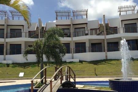 Beautiful 2 Bed Pipa Apartment - Praia do Amor - Apartment