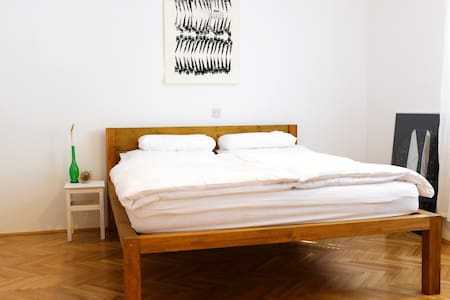 Sunny and spacious stay - Wohnung