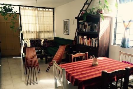 Casa-depa acogedor justo en el centro de Monterrey - Daire
