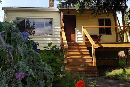 Little House in the Garden - Kuzey Vancouver - Ev
