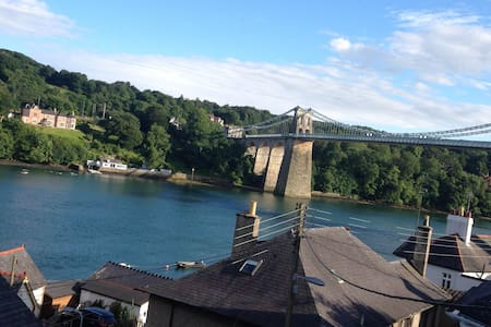 Menai Bridge townhouse - Menai Bridge