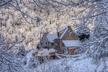 Haute Vue, Deluxe Mountain Gite. - Huis