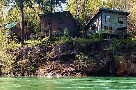River Vista Vacation Homes - Glide - Hus