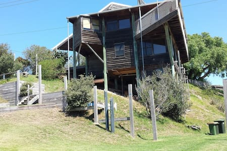 The Pole House Queenscliff - Hus