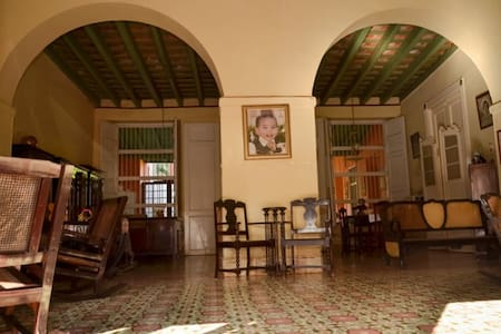 Historische Villa Flor in Trinidad (Room 2) - Trinidad - 別墅