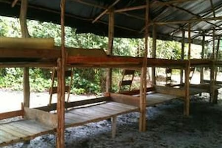Hammock & Bunk Station on Retreat. - Georgetown demerara mahaica - Egyéb