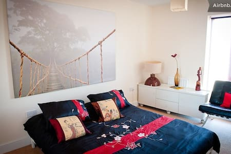 Bright double rooms - Group Stay - Dom