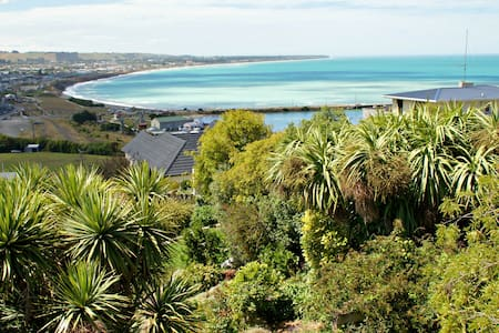 Avon View Retreat - 2 Bdrm Apartment - Oamaru
