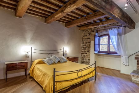 "Suite Torre del Colle - ""Caminetto"""