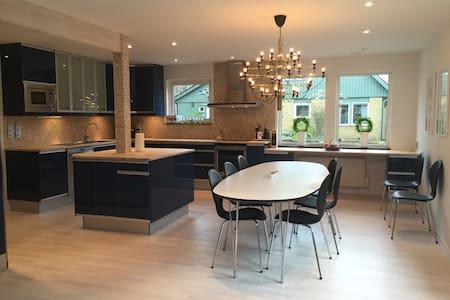Trevlig villa i mysiga Skanör - Casa