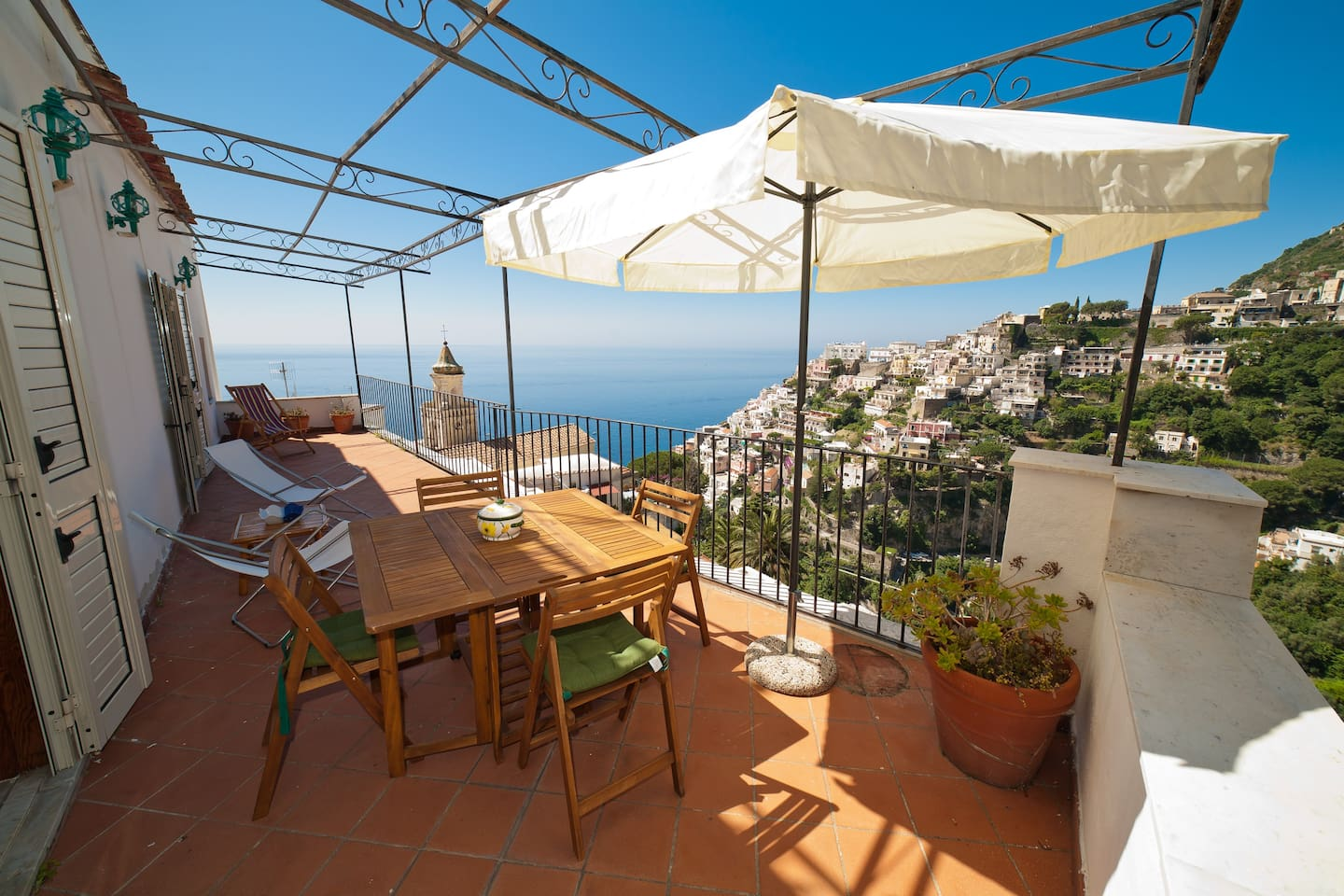 Your holiday home in Positano, the heart of Amalfi Coast