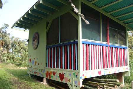 Room type: Private room Property type: Cabin Accommodates: 3 Bedrooms: 1 Bathrooms: 0