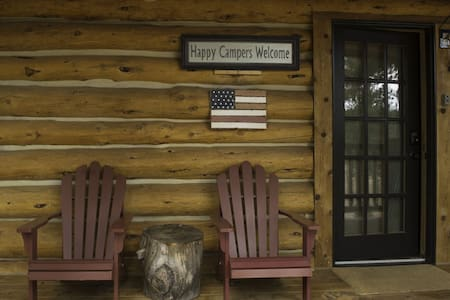 The Olive Branch Cabin - Florissant - Chalet
