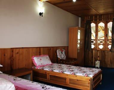Dadul Homestay in Chhumerchin - Pedong - Chambres d'hôtes