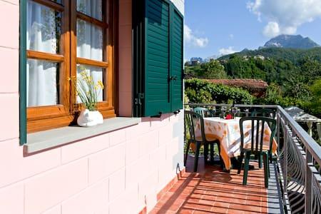 Garfagnana: relax , nature  , wi-fi - Lägenhet