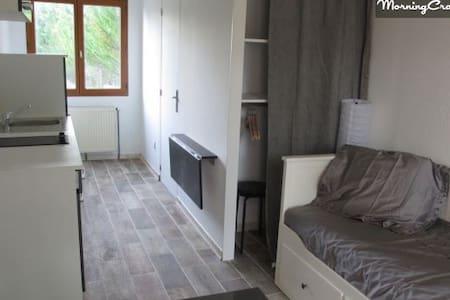 STUDIO 7 MIN DE GRENOBLE - Varces-Allières-et-Risset - Appartement