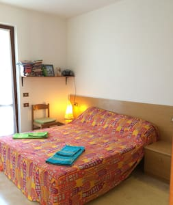 Double room with a pool - Garda - Apartment
