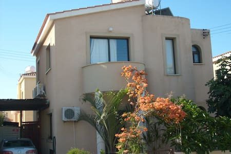 room in house with private pool - Paphos - Emba - Bed & Breakfast