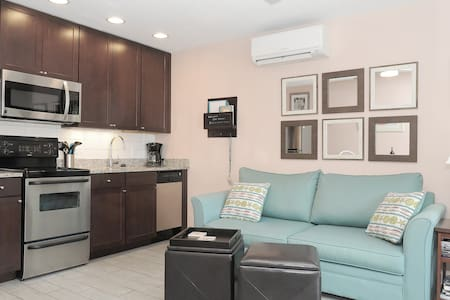 Ocean view, totally renovated 1 BD