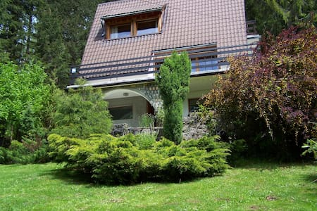 """Dom w górach """"Partecznik"""" - Wisła - Huis"""
