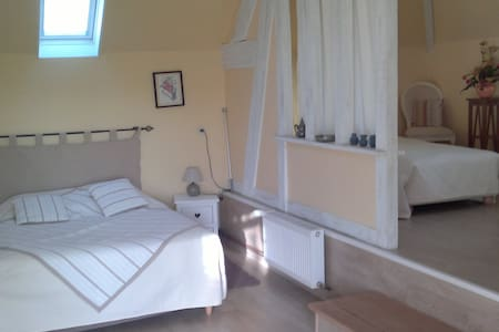 les Marronniers suite Cabourg - Cambremer - Bed & Breakfast