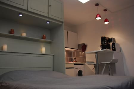 Adorable 1-bedroom flat Trouville - Wohnung